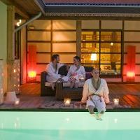Bali Therme: Atrium