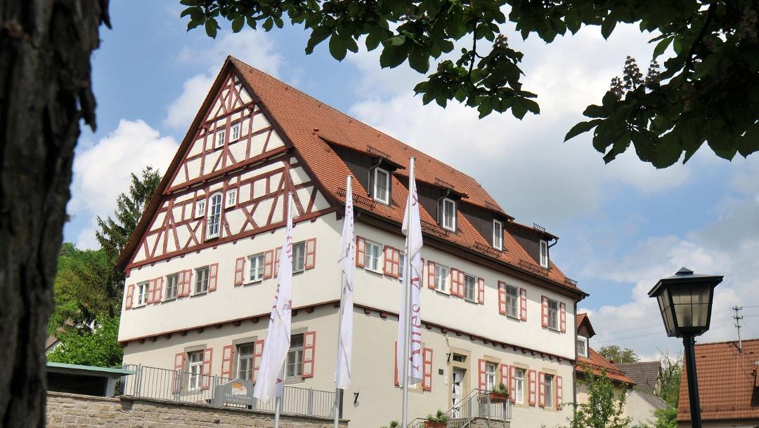 Hotel & Restaurant Altes Amtshaus Aussenansicht