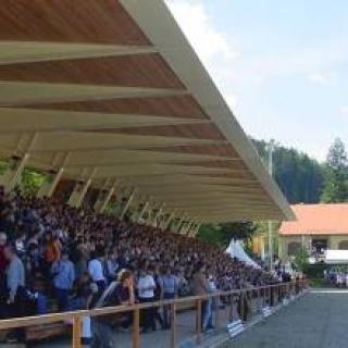 Arena Lipizzanergestüt Piber