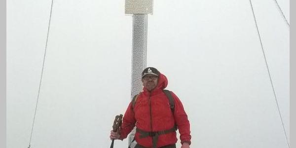 Gipfelkreuz Reisalpe