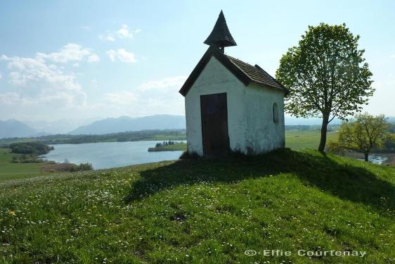 Fernwanderweg - Meditationsweg, 3. Etappe (Murnau - Aidling)