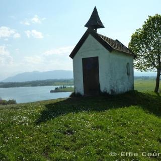 Fernwanderweg - Meditationsweg, 3. Etappe - Mesnerhauskapelle