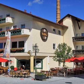 Brewery & Inn Hirsch in Sonthofen