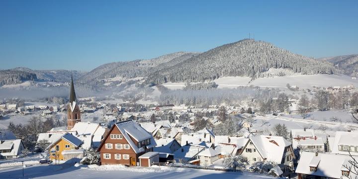 Baiersbronner Winter-Wanderhimmel