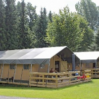 Ferienpark Teutoburger Wald: Safarizelte