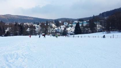 Skifahren am Datenberg