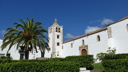 """Kirche """"Iglesia deNuestra Senora de la Conception"""" in Betancuria"""