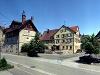 Brauerei-Gasthof Wacker in Satteldorf-Gröningen  - @ Autor: Beate Philipp  - © Quelle: Unbekannt
