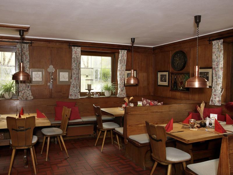 Gastraum  - @ Autor: Beate Philipp  - © Quelle: Brauereigaststätte Riedbach