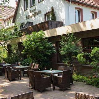 Waldhotel Bärenstein: Terrasse