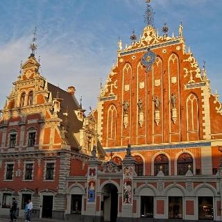 Die Stadt Riga