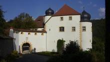 Burgen-Radrunde innere nördliche Fränkische Schweiz
