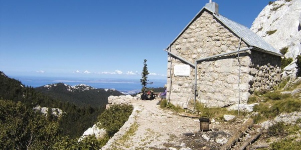 Planinarsko sklonište Rossijevo sklonište