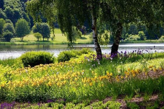 Traumschleife Garten-Wellness-Runde