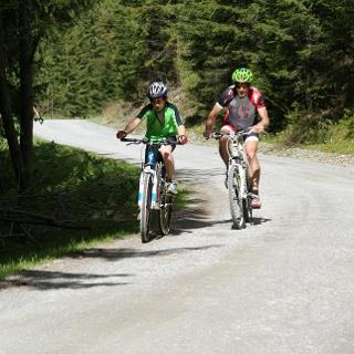 Mit dem Rad zum Auerlingsee