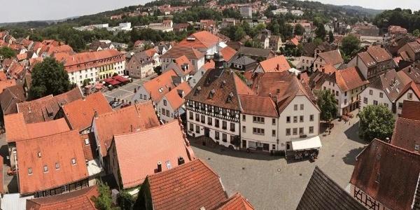 Historische Altstadt Ottweiler