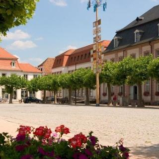 Paradeplatz Blieskastel