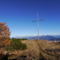 Gipfelkreuz auf dem Schwarzen Kopf