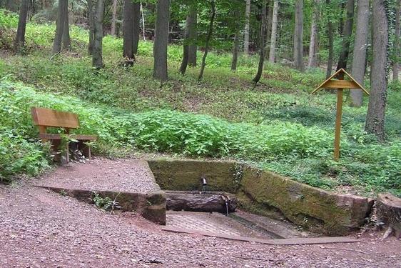 Hangarder Brunnenpfad