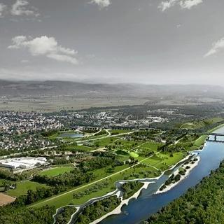 Rhein bei Neuenburg 2020