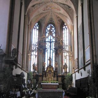 Jakobskirche in Villach