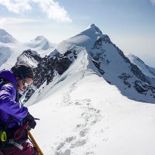 Myri und Lyskamm O-Gipfel