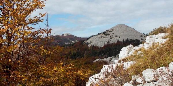 Jesen u Grobničkim Alpama