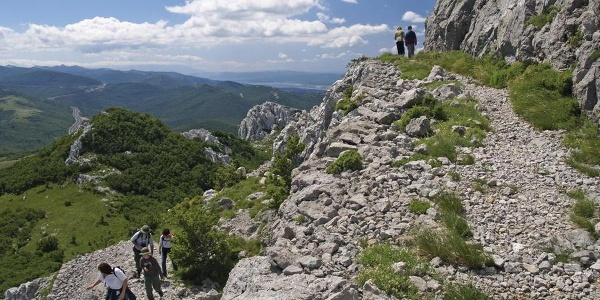 Put na Kamenjak