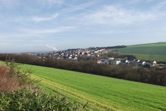 Köllertal-Radweg