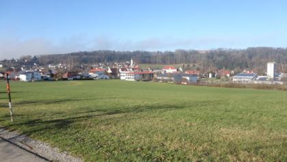 Blick über Eberhardzell