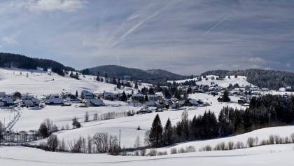 Blick vom Panoramaweg aufs Hochtal. Foto: Michael Becker