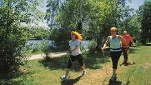 Nordic Walking Park Itzenplitzer Weiher-Itzenplitzweg