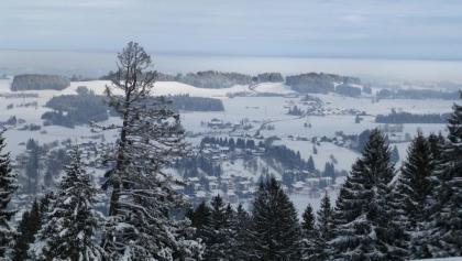 Blick von der Alpspitz