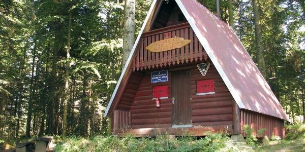 Mountain hut Javorova kosa