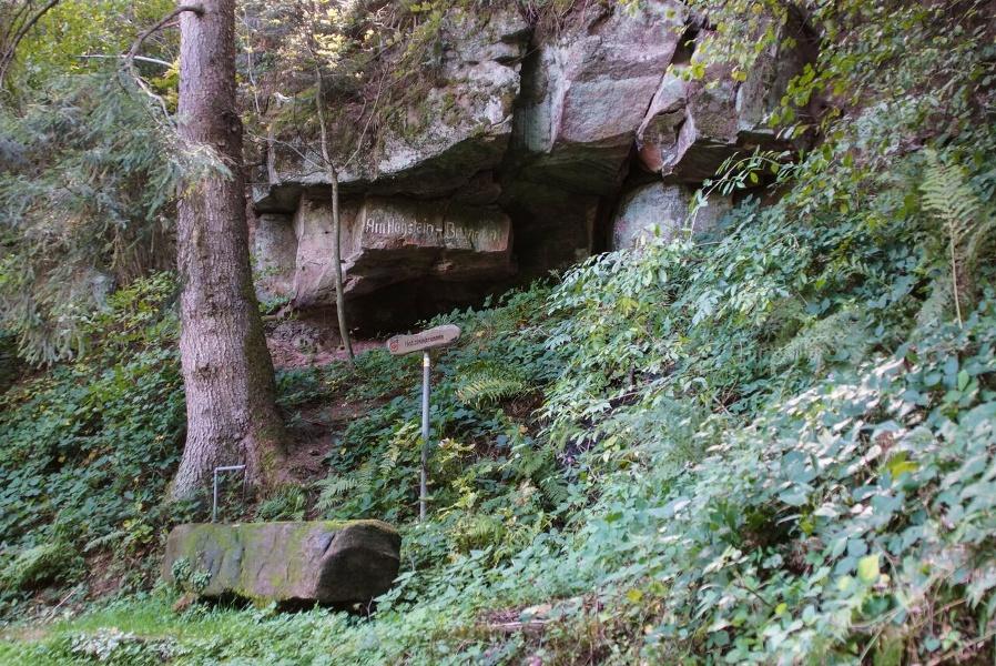 Vom Paradiesberg nach Eselbach