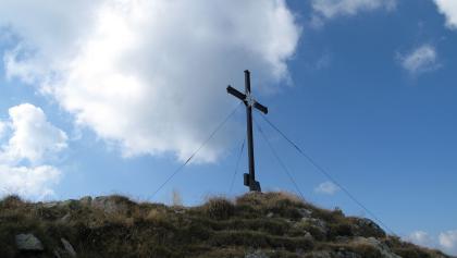 Gipfelkreuz Hochhaide