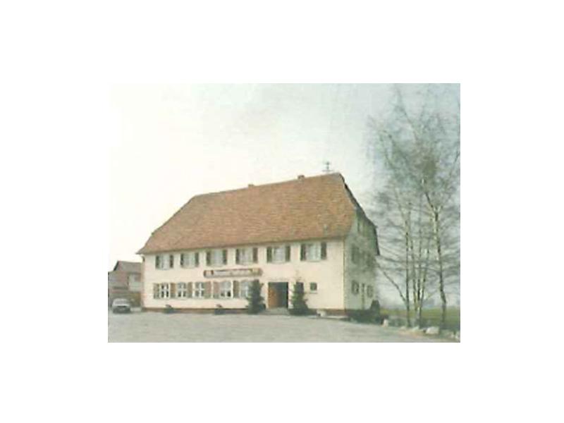 Gaststätte Neuwirtshaus  - @ Autor: Beate Philipp  - © Quelle: Unbekannt