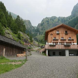 Die Nasereith Hütte