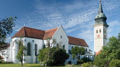 Pilgerweg - via romea - Kloster Rottenbuch