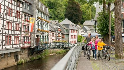 Historical city of Monschau