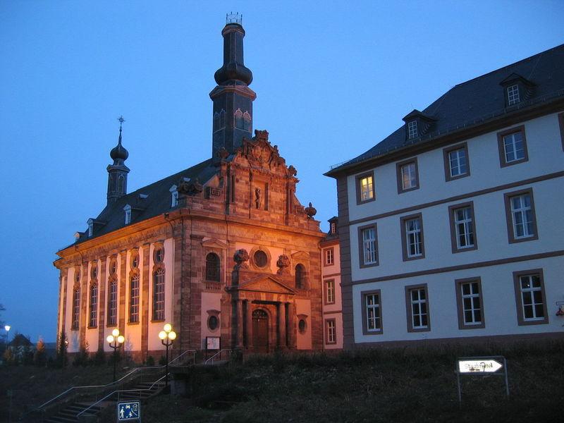 Schlosskirche in Blieskastel