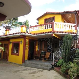 Casa Oscar - sehr nett gestalteter Innenhof