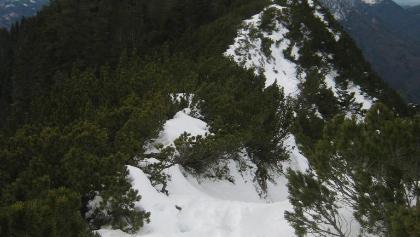 Kammanstieg zum Spering 1605 m