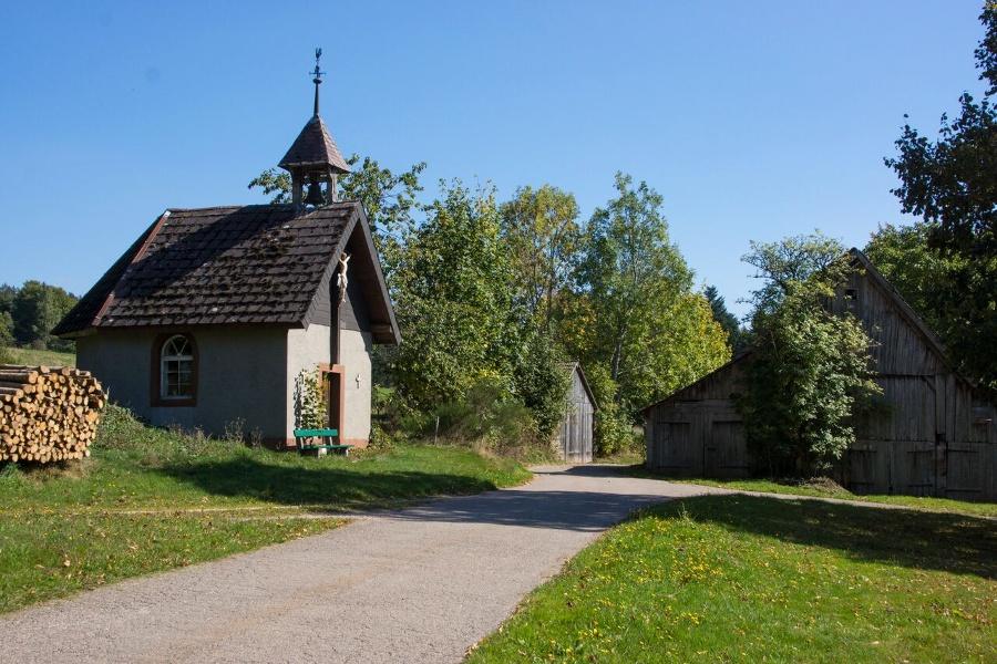 Durchs Gerbachtal zum Klausenhof