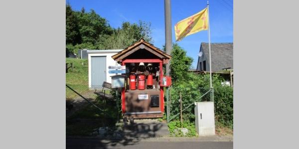 Spritzenhaus St. Goar-Fellen