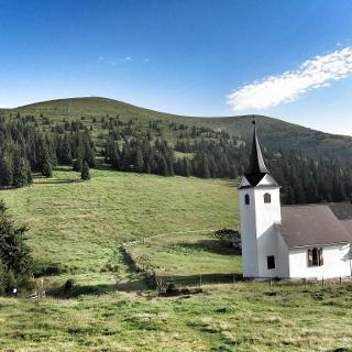 Gleinalmkapelle und Speikkogel (03.08.2014)