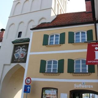 Tourist-Info am Schönen Turm