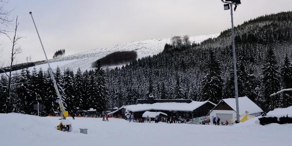 Skigebiet Bödefeld-Hunau