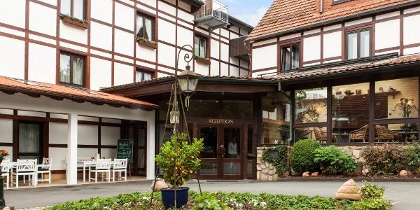 Landhotel Der Schwallenhof: Außenansicht