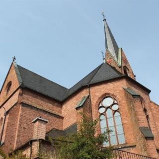 Valentinus Kirche Bann